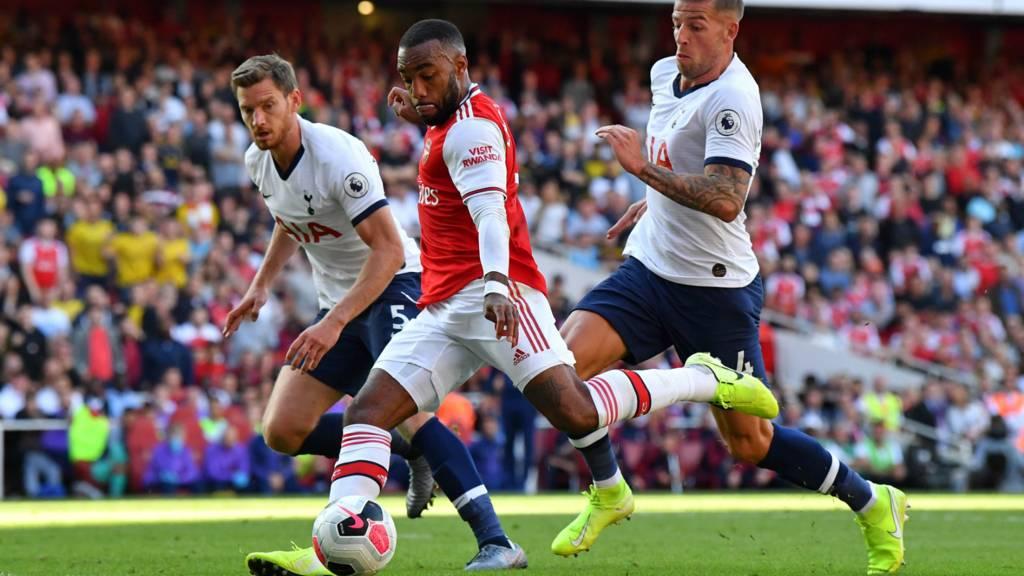 Arsenal – Tottenham Hotspur   2-2   Rimonta Gunners, bel derby