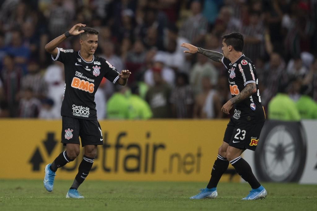 Fluminense – Corinthians   1-1   Pedrinho conta di più