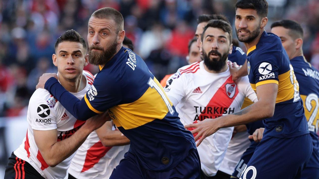 River Plate – Boca Jrs   0-0   Reti bianche in attesa della Libertadores
