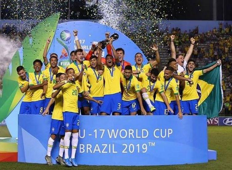 Mondiale U17 2019 – Finale   Messico – Brasile 1-2   I Verdeoro non muoiono mai, altra rimonta e Gloria