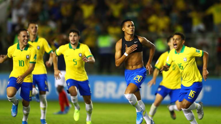 Mondiale U17 2019 – Semifinali   Incredibile rimonta del Brasile, Messico di rigore