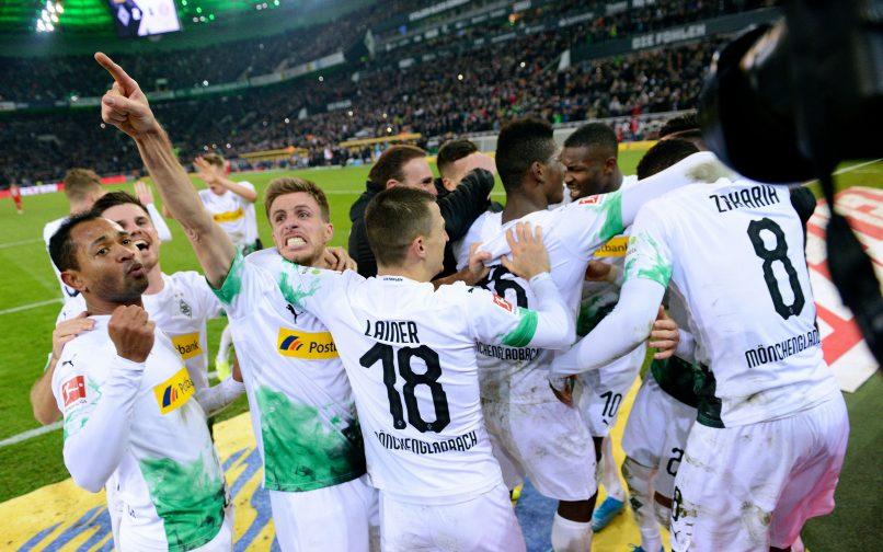 Borussia Monchengladbach – Bayern Monaco   2-1   Il Monchen Sogna con Bensebaini