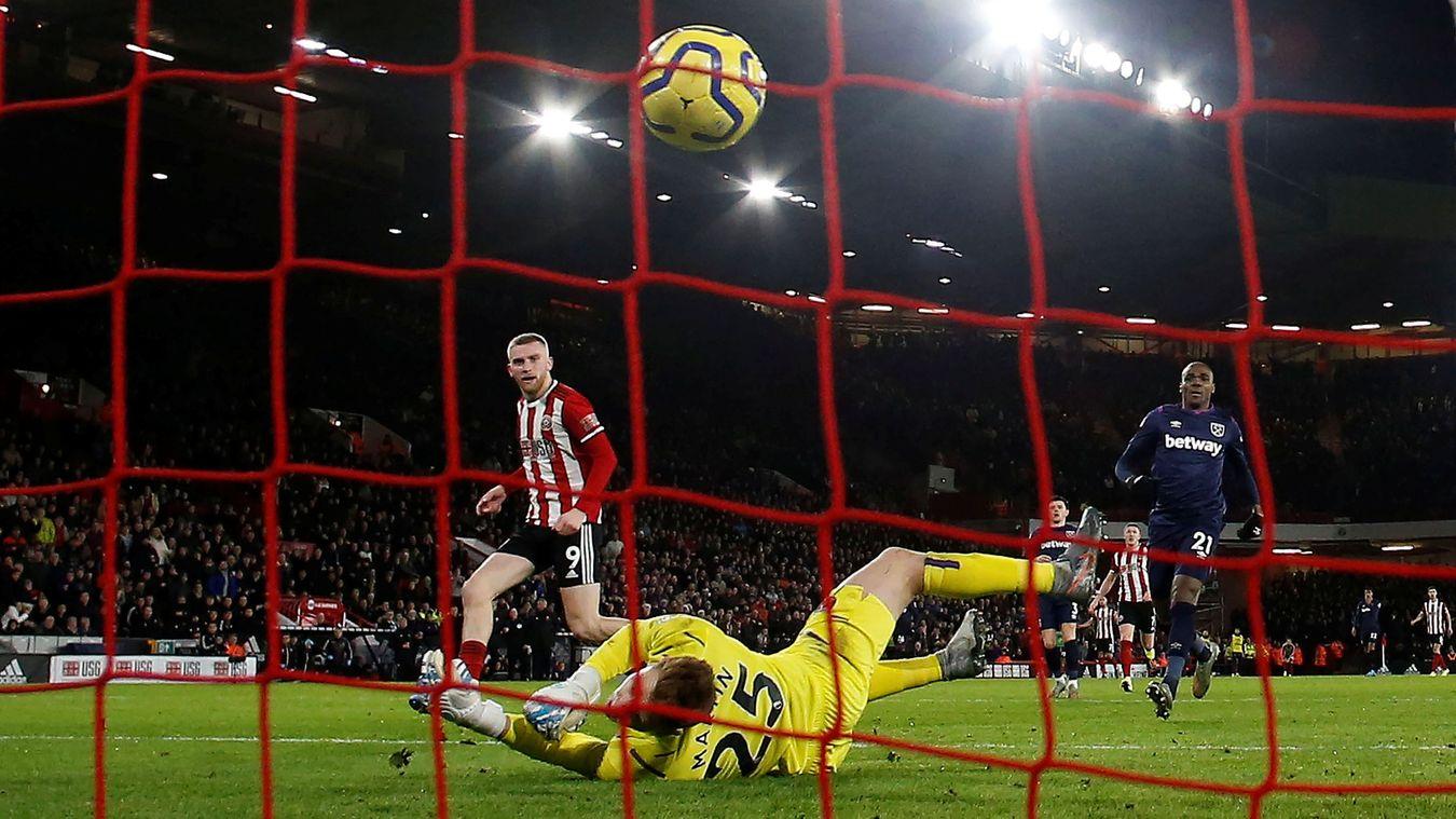 Talento dell'Anno Premier League 2019-20 – McBurnie, GOL da 3 (5) punti