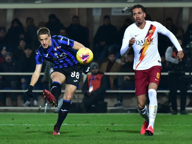 Atalanta – Roma   2-1   Cambio d'Oro