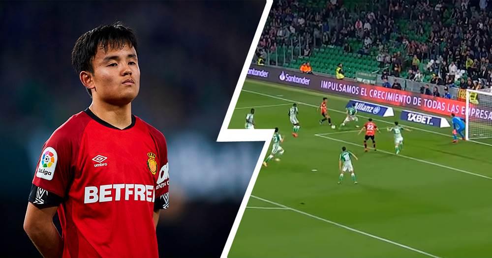 Talento dell'Anno La Liga 2019-20 – Kubo, altro futuro Real?