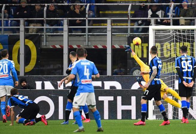Talento dell'Anno Coppa Italia 2019-20 – Fabian Ruiz GOL pesante