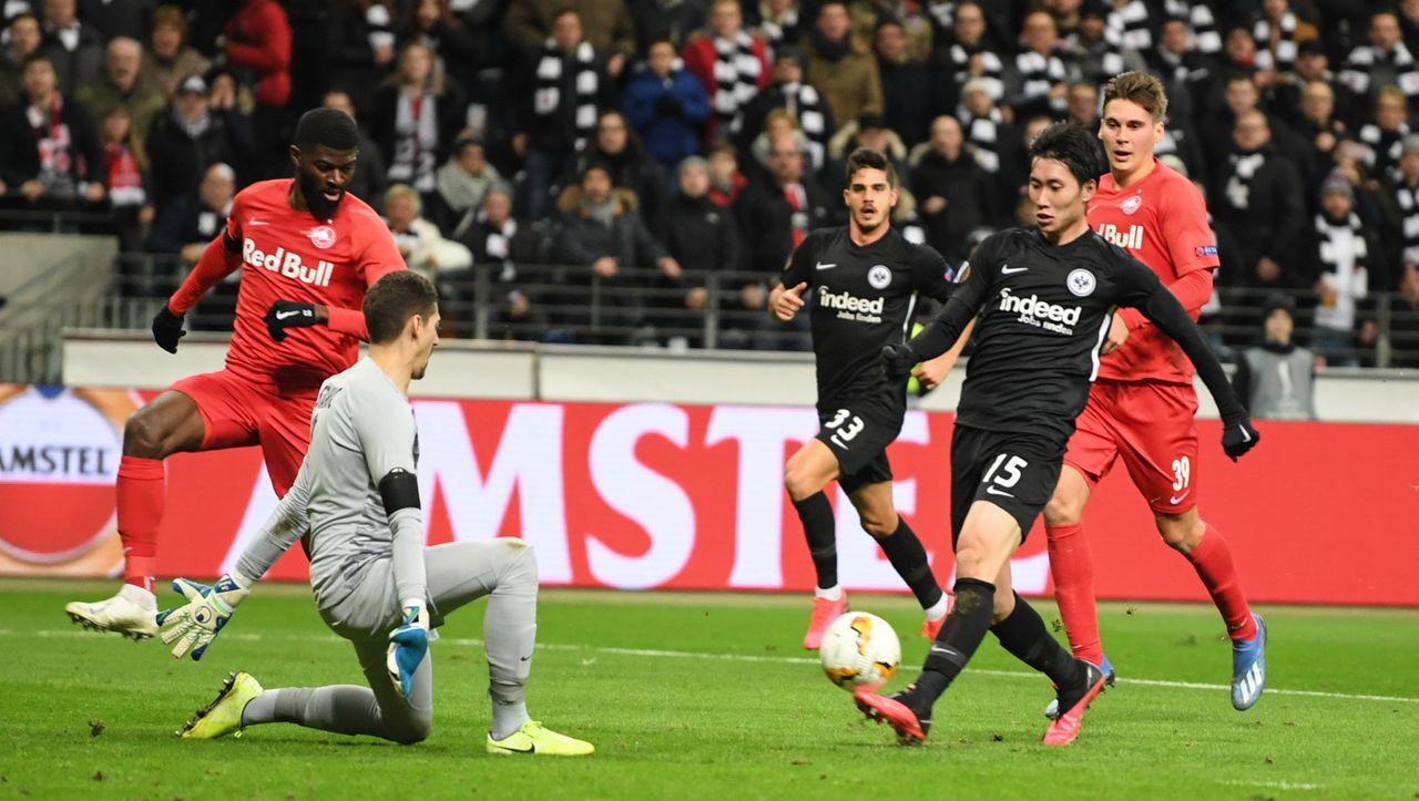 Talento dell'Anno Europa League 2019-20 Premio Star Tuscany Rent – Kamada scappa, Jota si lancia