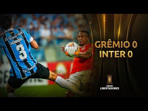 Gremio – Internacional   0-0   Derby di legni e legnate