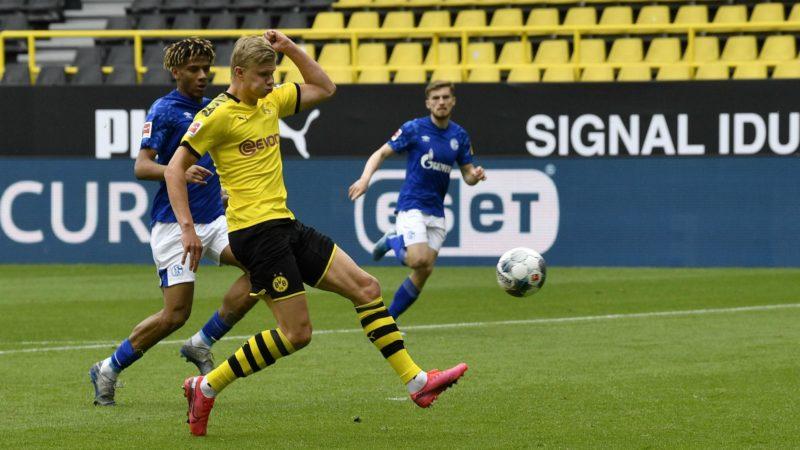 Borussia Dortmund – Schalke 04   4-0   Clima surreale, Dortmund versione giusta