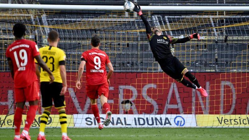 Borussia Dortmund – Bayern Monaco   0-1   Il Bayern sfrutta il match-point con la perla di Kimmich