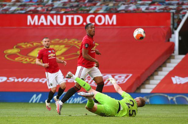 Talento dell'Anno Premier League 2019-20 – Lo strappo di Martial
