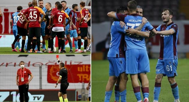 Galatasaray – Trabzonspor   1-3   In corsa gli ospiti con il solito Sorloth