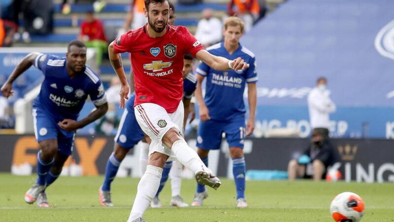 Leicester – Manchester UTD   0-2   Lo scontro Champions si tinge di rosso