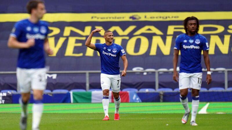 Everton – Leicester   2-1   La rincorsa di Ancelotti