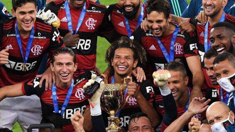 Flamengo – Fluminense   1-0   Carioca rossonero con Vitinho finale!