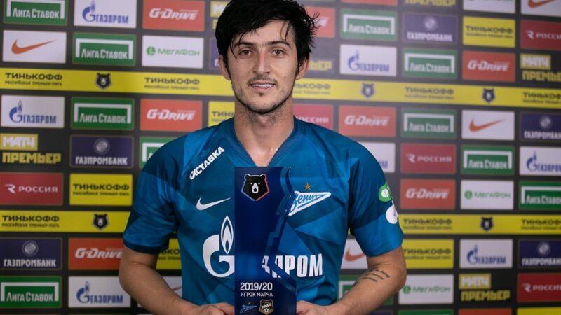 Analisi Numerica Talenti Premier Liga Russia 2019-20