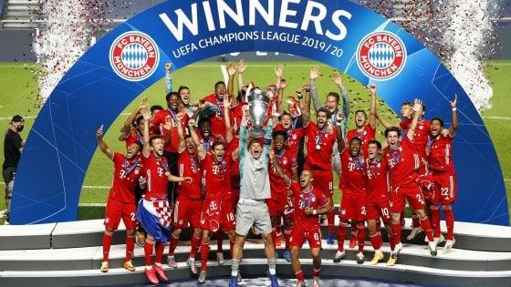 PSG – Bayern Monaco   0-1   Europa alla bavarese