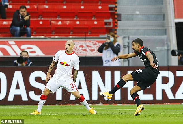 Bayer Leverkusen – RB Lipsia   1-1   GOL spettacolo per un pari tra aspiranti sfidanti