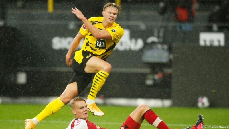 Talento dell'Anno Bundesliga 2020-21 – Haaland vola in vetta ma i difensori si fanno valere!