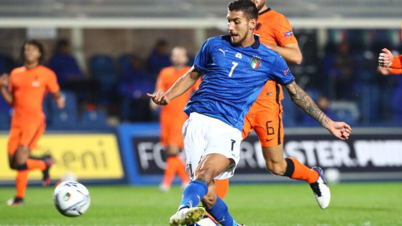 Italia – Olanda   1-1   GOL di talento per un bel pari