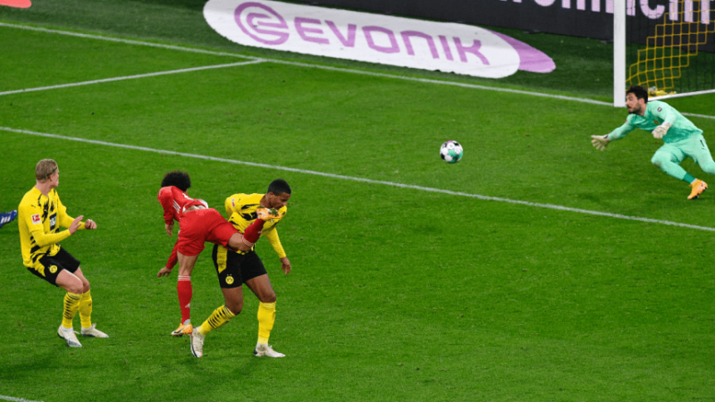 Talento dell'Anno Bundesliga 2020-21 – Tornato San..é