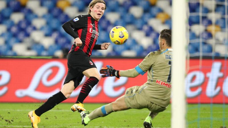 Talento dell'Anno Serie A 2020-21 – Milan in Hauge