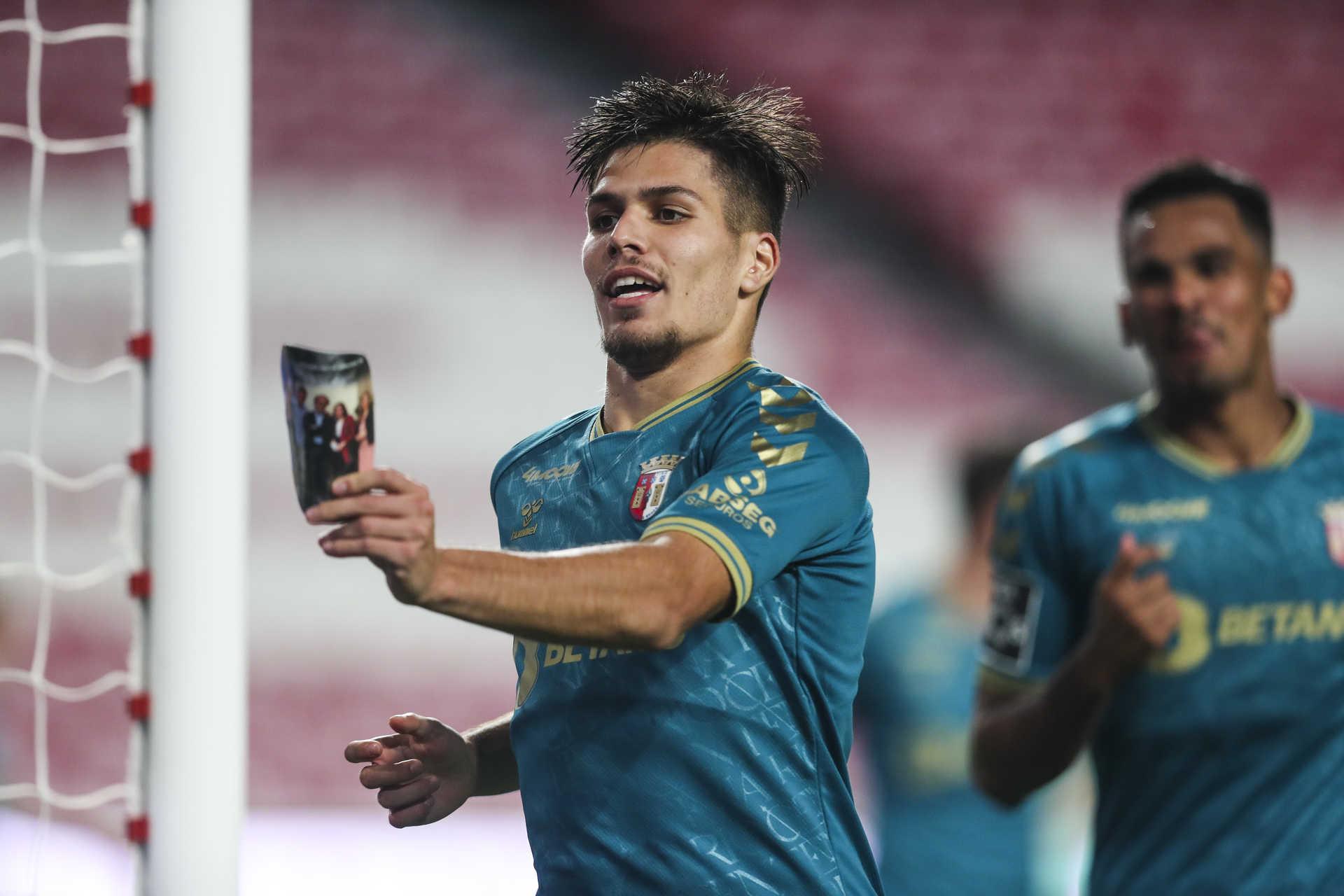 Talento dell'Anno Resto d'Europa 2020-21 – Moura, il Braga stende il Benfica