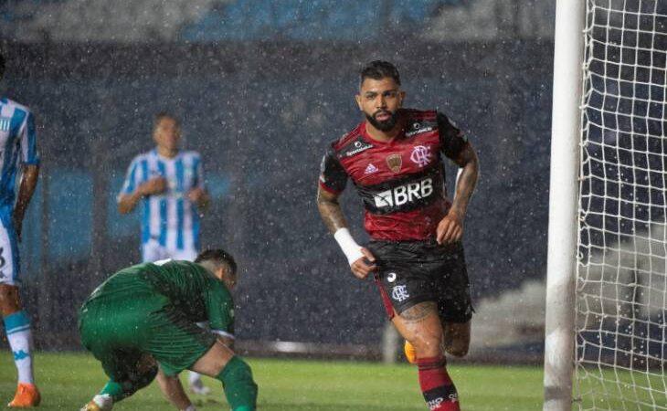 Racing Club – Flamengo   1-1   Gabigol, rete preziosa