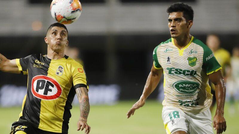 Coquimbo Unido – Defensa y Justicia   0-0   Tutto rimandato