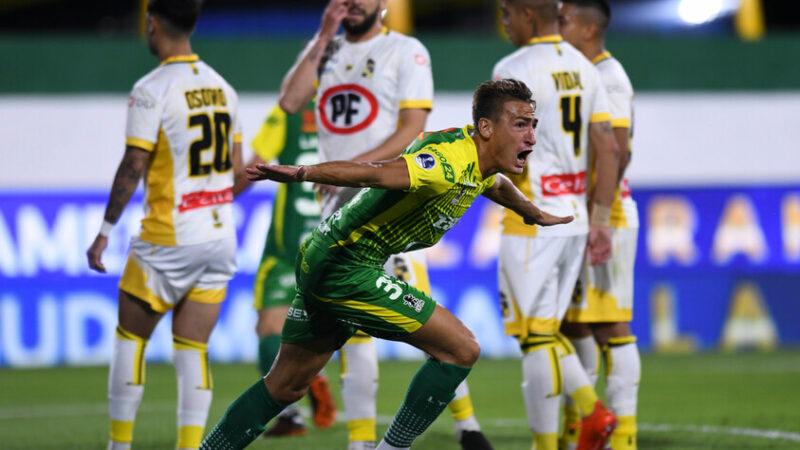 Defensa y Justicia – Coquimbo Unido   4-2   Che asse Romero-Bou! Crespo va in Finale!