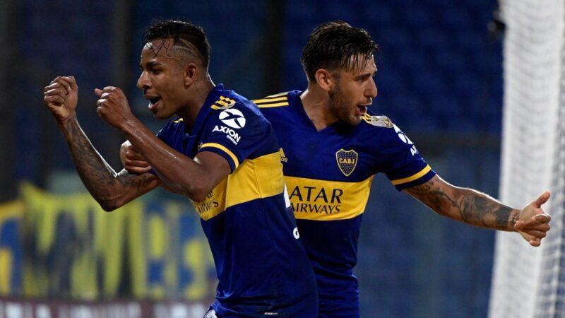 Boca Jrs – Racing   2-0   Super-Salvio, Racing ancora rimandato