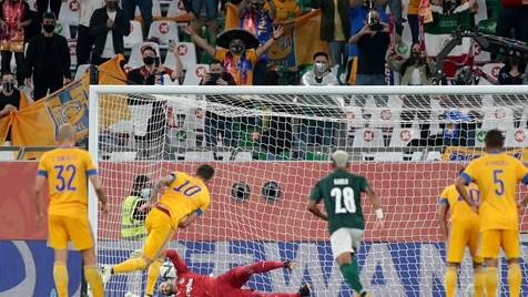 Palmeiras – Tigres   0-1   Gignac si regala il Bayern