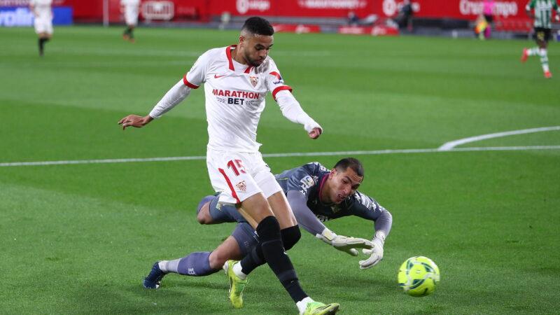 Talento dell'Anno La Liga 2020-21 – En-Nesyri rifugge