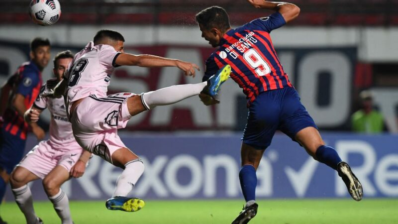 San Lorenzo – Universidad de Chile   2-0   San Lorenzo avanti con gli ex talenti