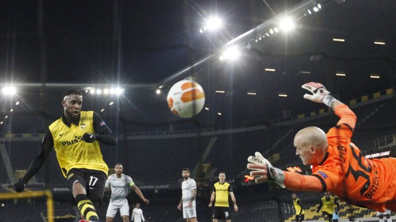Talento dell'Anno Europa League 2020-21 – Siebatcheu l'inseguitore