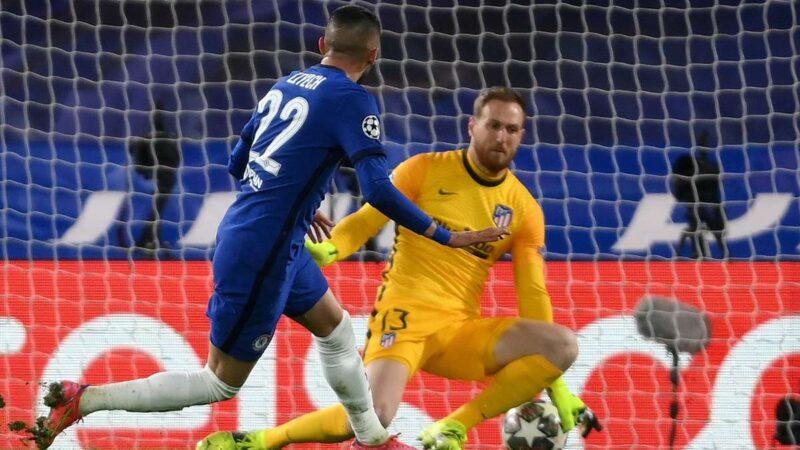 Chelsea – Atletico Madrid   2-0   Chelsea senza affanni contro un brutto Atletico