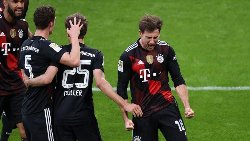 RB Lipsia – Bayern Monaco   0-1   GOLretzka