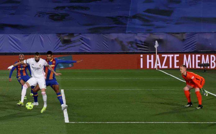 Real Madrid – Barcellona   2-1   Tra i due sfidanti esce il Real