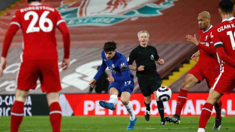 Talento dell'Anno Premier League 2020-21 – Calvert-Lewin tranquillo, bagarre alle sue spalle
